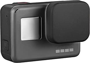 Taisioner Silicon Lens Cap Protective Cover Case for GoPro Hero 5/6 / 7 Black