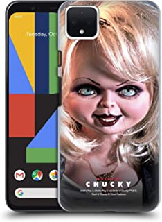 Official Bride of Chucky Tiffany Doll Key Art Hard Back Case Compatible for Google Pixel 4 XL