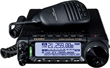 FT-891 FT891 Yaesu Original FT-891 HF/50 MHz All Mode Analog Ultra Compact Mobile/Base Transceiver - 100 Watts - 3 Year Wa...
