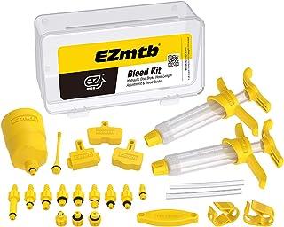 ابزار کیت Bleeder Hydraulic Disc Brake Bleed Kit، Bicycle Hydraulic Disc Brake Oil Mastral Brake Change Kid Hydraulic Kits ابزار تعمیر دوچرخه برای Shimano ، برای SRAM