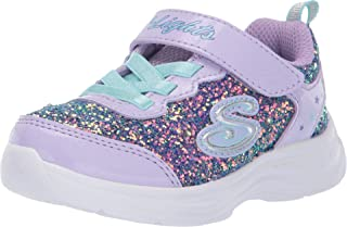 Skechers Kids Glimmer Kicks Sneaker