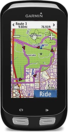 Garmin Edge 1000 Color Touchscreen GPS (Renewed)