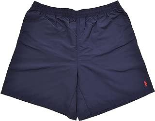 Polo Ralph Lauren Mens Big & Tall Swim Trunks (2LT, Newport Navy)