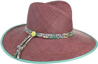 Lierys Cappello Panama Cuenca Donna - Made in Italy Estivo Paglia da Sole Primavera/Estate