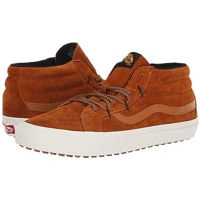 Vans SK8-Mid Reissue Ghillie MTE ((MTE) Sudan Brown/Marshmallow) Skate Shoes