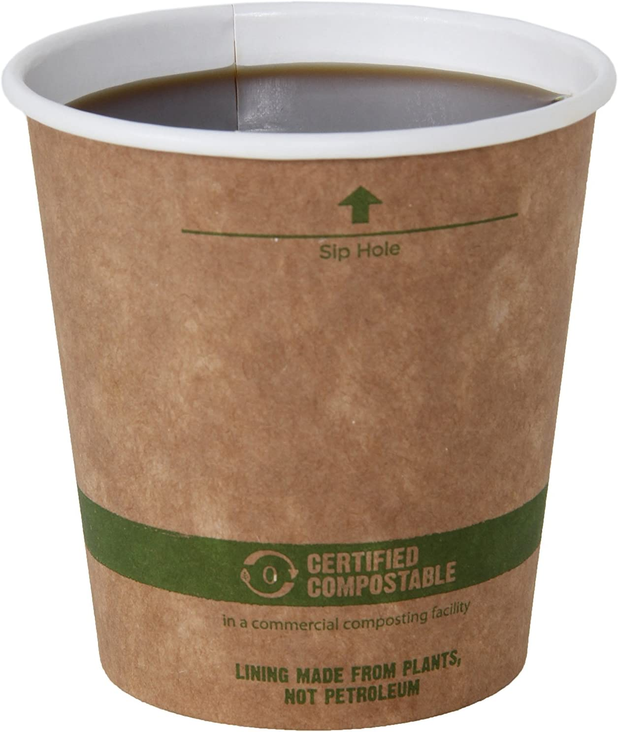 World Centric 100% Biodegradable Compostable latest PLA-Lin Paper Max 51% OFF
