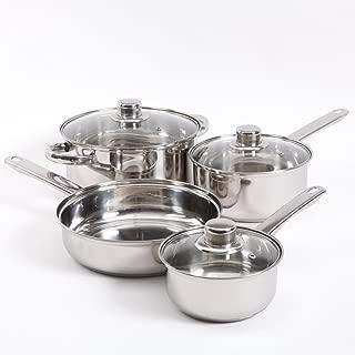Best gibson home landon 7 piece cookware set Reviews