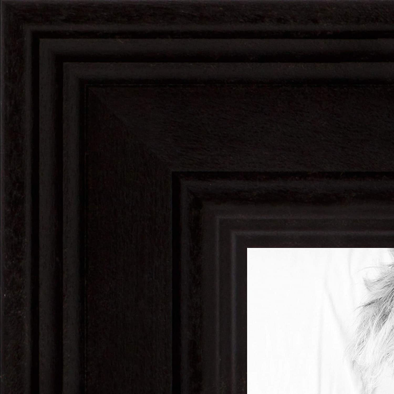 ArtToFrames 21x38 Inch Black Picture Custom 1.5