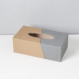 Skrzynka na tkanki Tkanki Papierowa Papierowa Rama Pokrywa Kreatywny Dom Tkanki pudełko Do Łazienki Dressing Stół, Stolik ...