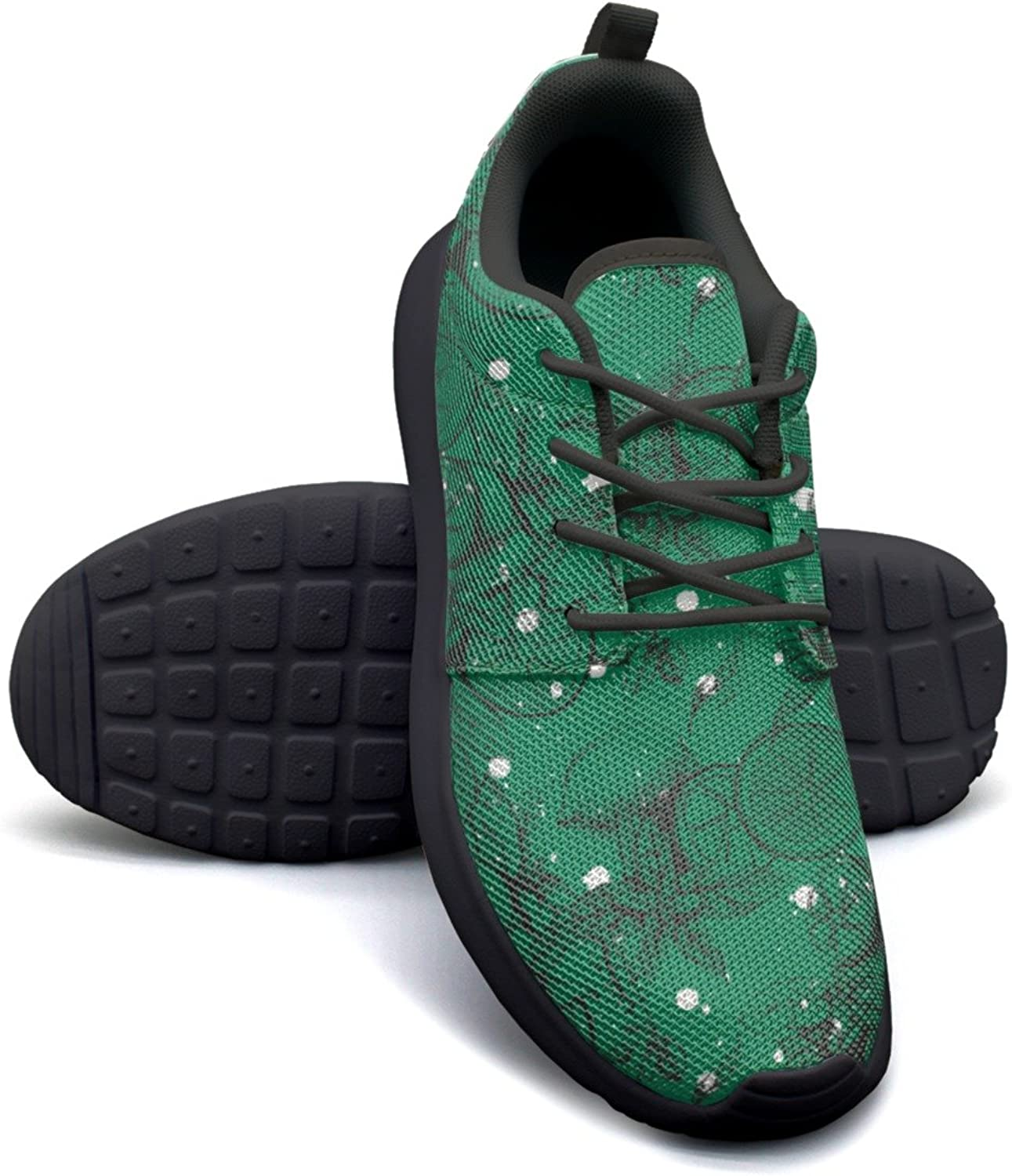 Eating Lemon and Mint Long Distance Running shoes Women