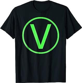 v symbol vegan