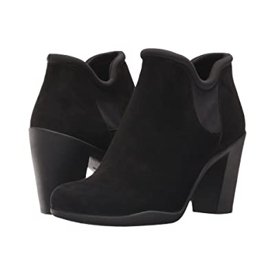 Clarks Adya Bella (Black Suede) Women
