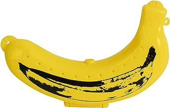 Contenitore per Banana a Forma di Banana 1 Pezzo MUXItrade Porta Banana