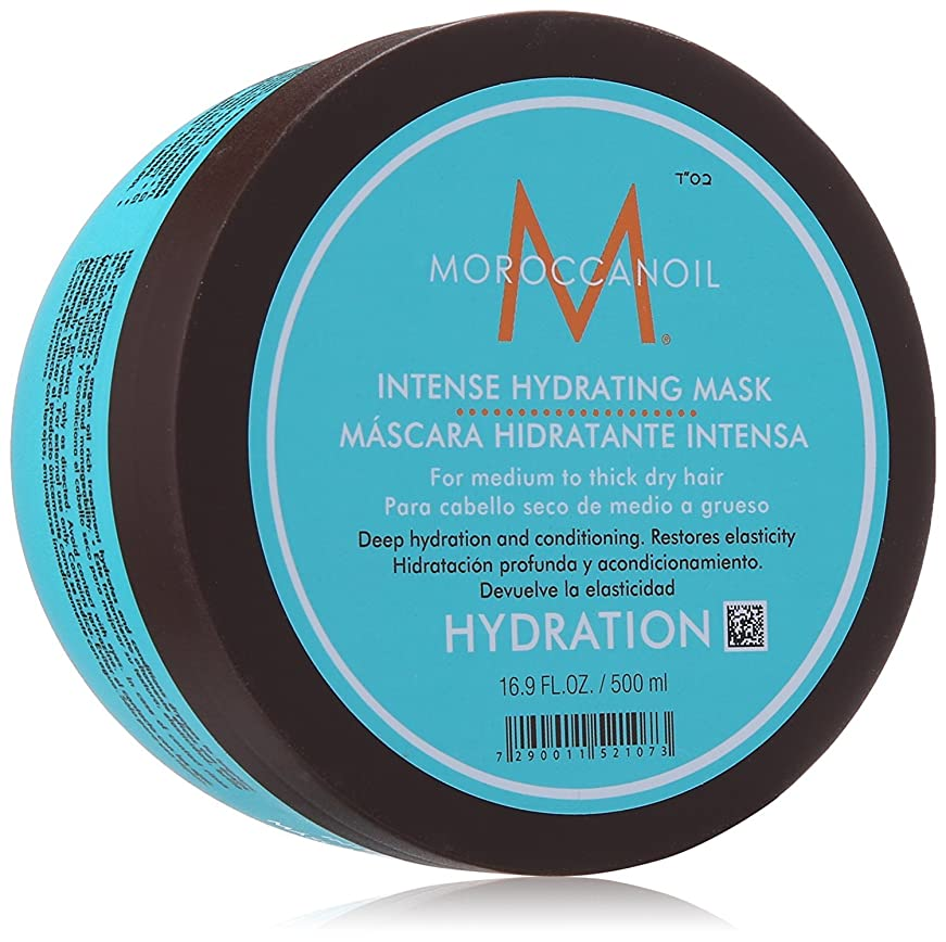 突き出す海洋イタリアのモロッカンオイルインテンスハイドレーティングマスク (ふつう?かたい乾燥した髪) 500ml [海外直送品]