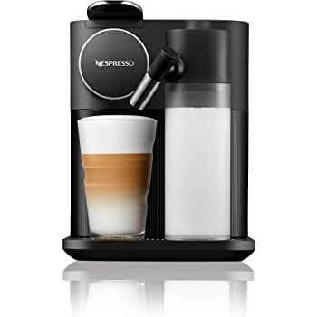 Nespresso EN650B Gran Lattissima Original Espresso Machine with Milk Frother by De'Longhi, Sophisticated Black