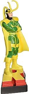 Avengers Resin Figures - Loki on Letter Base