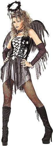 el estilo clásico Ladies Ladies Ladies Fallen Angel Fancy Dress Costume - Medium Talla (disfraz)  80% de descuento