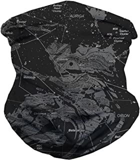 Galaxy Face Mask Bandanas for Dust, Outdoors, Festivals, Sports