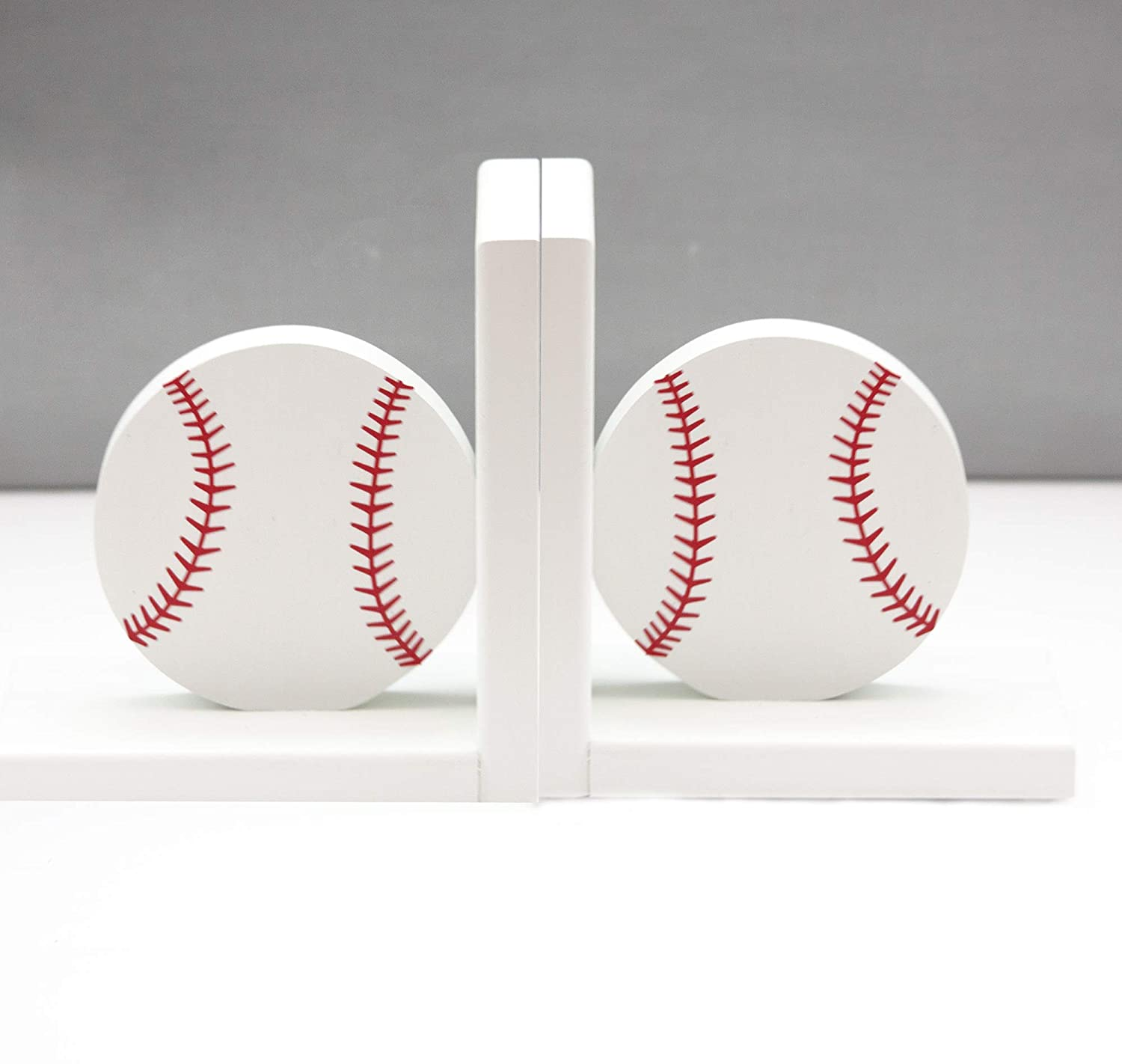 Baseball Bookends handmade in the US Max 52% OFF sports for themed a perfect 55% OFF