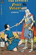 Official Prince Valiant, The Annual #1 VF/NM ; Pioneer comic book