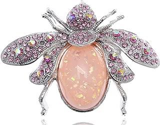 Fashion Gold Tone Rhinestone Crystal Wedding Bridal Flower Brooch Pin 50 kinds | Style - style 5