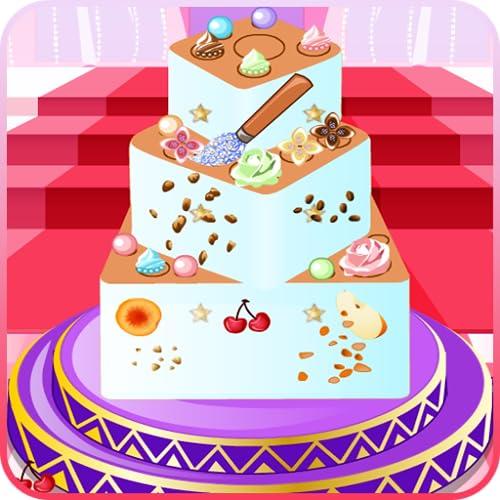 Kochen Spiele Kuchen Dekoration
