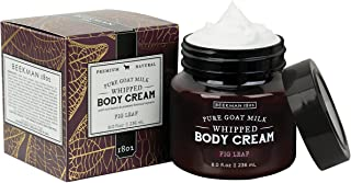 Beekman 1802 Pure Goat Milk Whipped Body Cream 8.0 fl oz. (Fig Leaf)