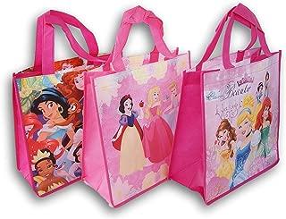 Legacy Licensing Partners Disney Princess Tote Bag Bundle - Set of 3