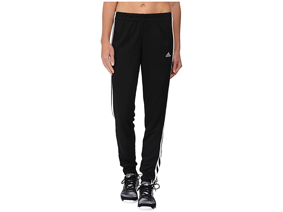 adidas T10 Pants (Black/White) Women
