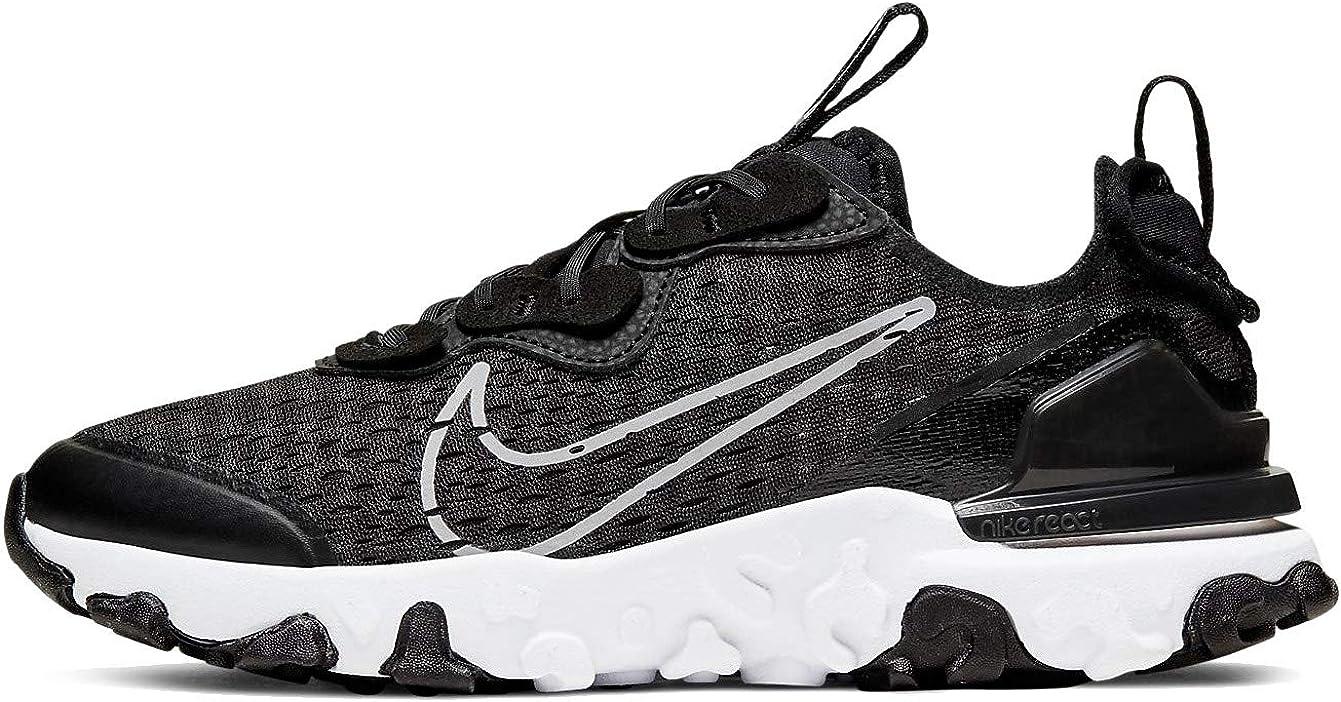 Nike React Vision (GS), Chaussure de Course Mixte Enfant : Amazon ...