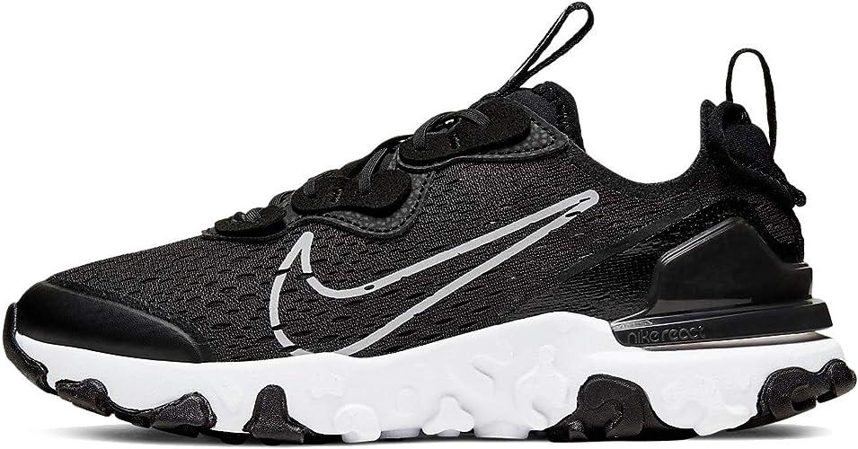 Nike React Vision (GS), Chaussure de Course Mixte Enfant