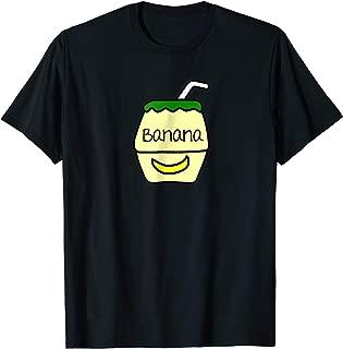 Cute Banana Milk Shirt Korean Kpop Chic Style