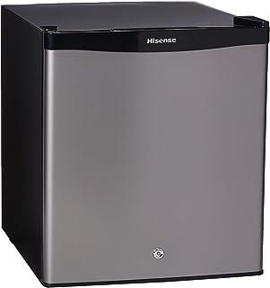 Hisense RR16D6ALX Frigobar 1.6 p3, color Silver, 1.6 PIES CU
