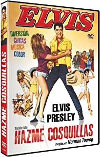 Tickle me ( Hazme cosquillas) Elvis Presley - European Import ALL Regions