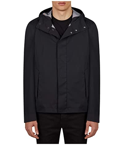 Save the Duck Bark X Hooded Jacket (Black) Men