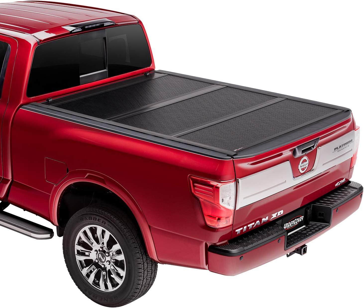 Wholesale UnderCover Flex Hard Folding Truck Cover Tonneau Bed FX51013 Mail order cheap
