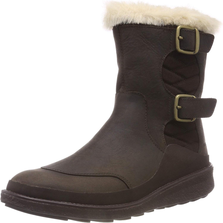 Merrell Women's Tremblant Ezra Buckle Polar Waterproof Hiking Boot, US-0 / Asia Size s