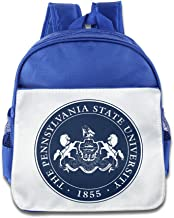 Pennsylvania State University Toddler Kids Shoulder School Bag RoyalBlue