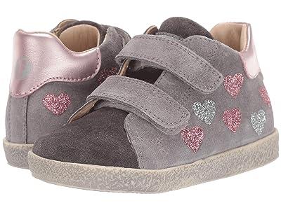 Naturino Falcotto Carol VL AW19 (Toddler) (Grey) Girl