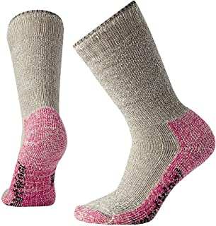 Smartwool Mountaineering Crew Socks - Women's Extra Heavy Cushioned Wool Performance Sock