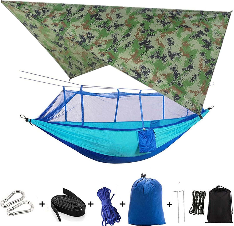 QQAA New item Camping hammocks Challenge the lowest price of Japan ☆ Portable P Hammock Ripstop