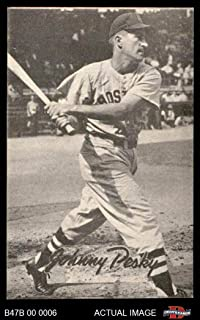1947 Bond Bread # 33 Johnny Pesky (Baseball Card) Dean's Cards 7 - NM