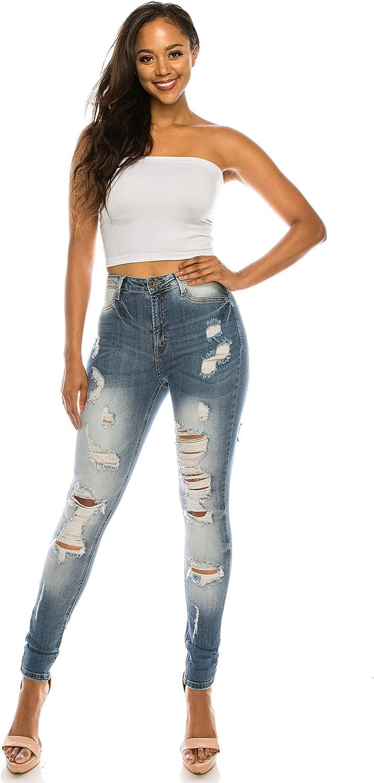 中古 Aphrodite 直営ストア High Waisted Jeans for - Skinny Rise Womens Women