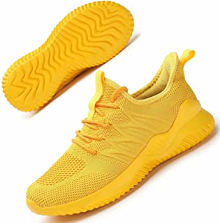 Women's Running Shoes Athletic Walking Shoes Lightweight Knit Breathable Yoga Sneakers Women Stylish Shoes