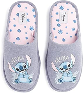 2808a064f7c6a Amazon.fr   chaussons disney femme