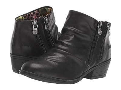 Blowfish Kids Storz-K (Little Kid/Big Kid) (Black Meteorite Metallic) Girls Shoes