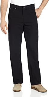 Dickies Men's Relaxed Fit Straight-Leg Duck Carpenter Jean