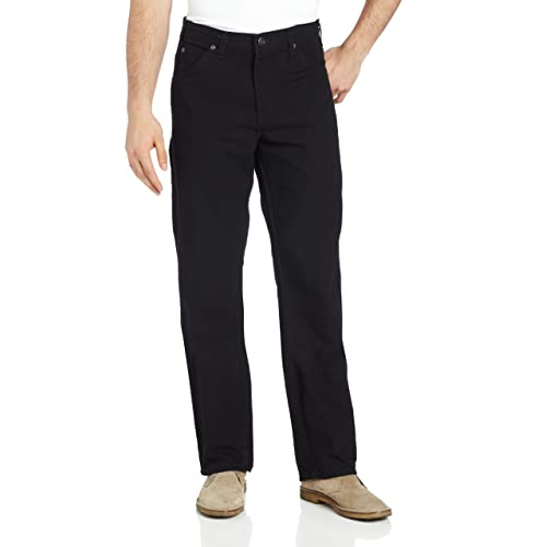 9be78588 Dickies Men's Relaxed Fit Straight-Leg Duck Carpenter Jean