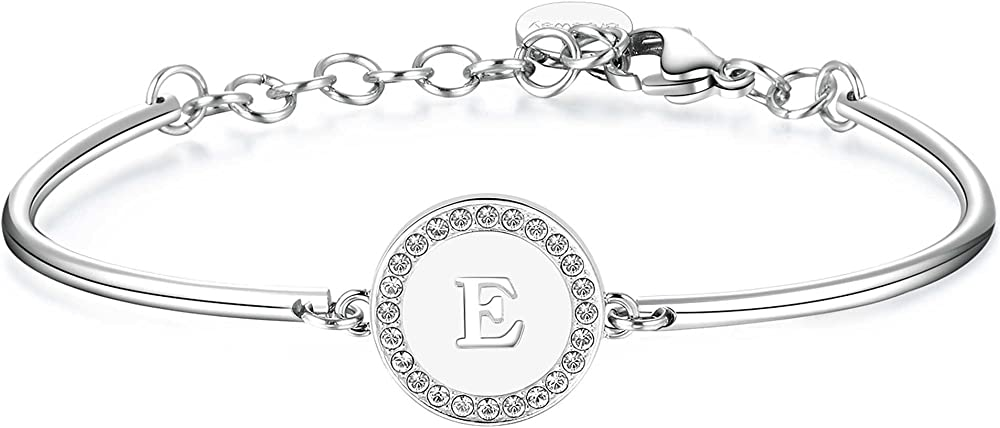 Brosway chakra trendy bracciale per donna in acciaio e cristalli swarovski BHK128