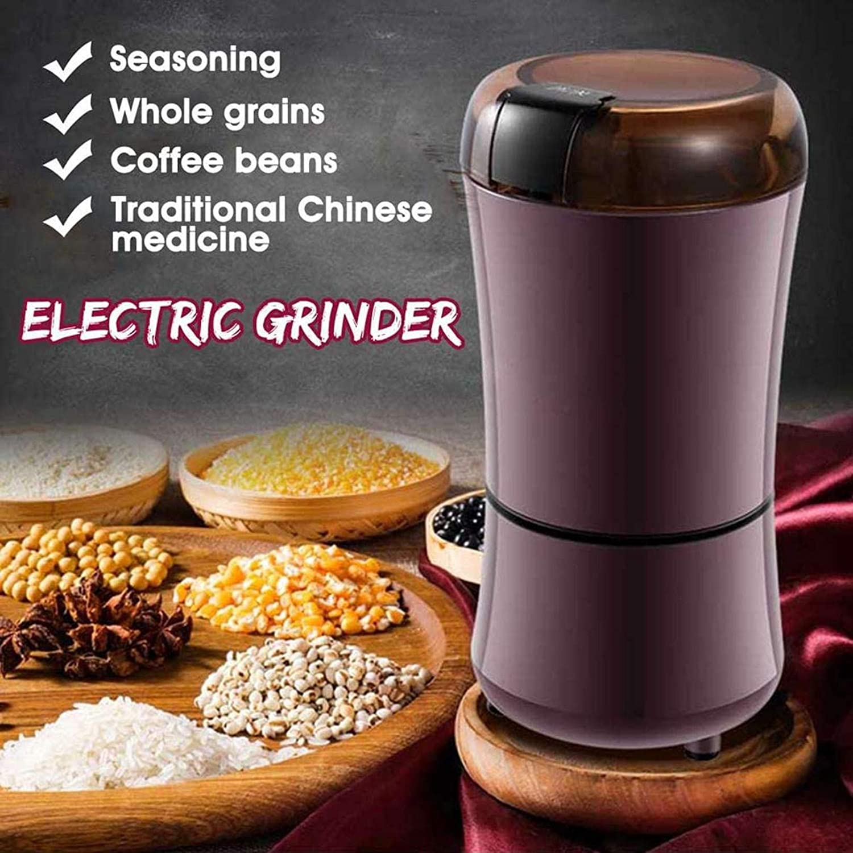 PJPPJH Durable 220 V 150 W épices Poivre sel Noix Grains broyeur Machine électrique café Grains Moulin Moulin A1